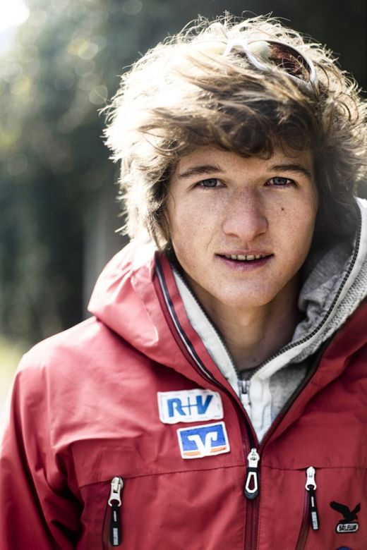 Portrait Michi-Wohlleben Fotocredit: J.Gruber