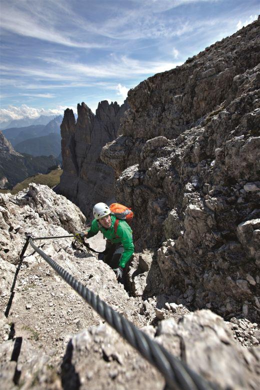 VAUDE Klettersteig CAMP - Fotocredit:: VAUDE Attenberger