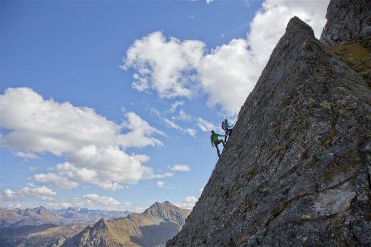 Klettersteigset Mammut Rückruf : Klettersteigsets alpin live