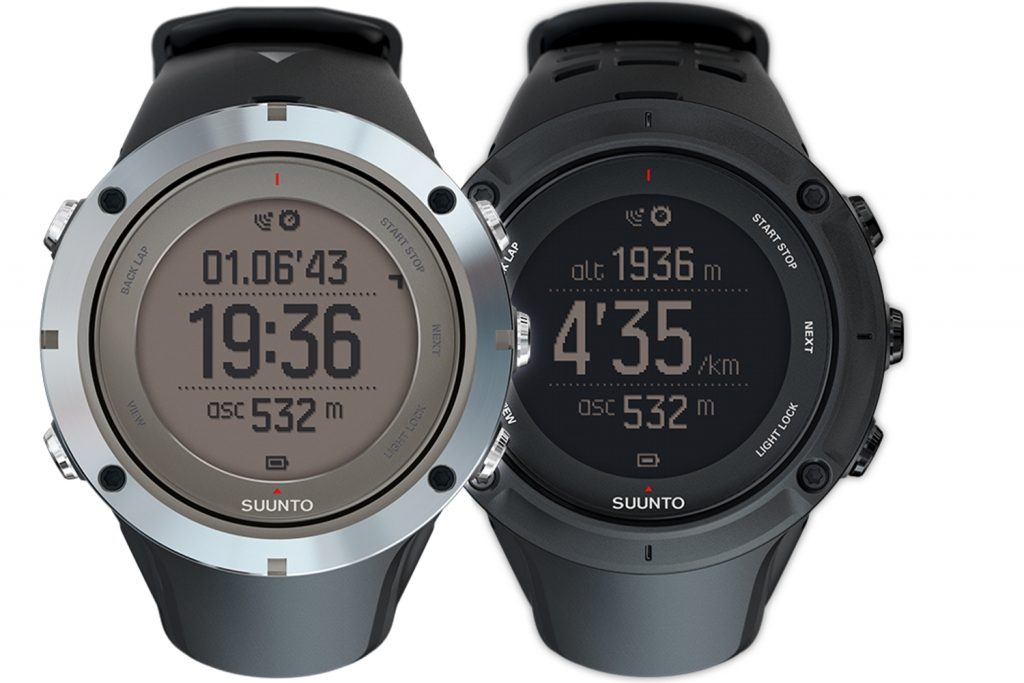 SUUNTO Ambit3 Peak - Fotocredit: SUUNTO